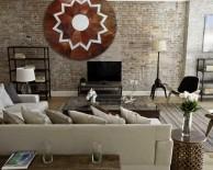 Kohud väggdekoration
